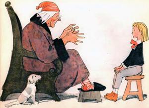 Но до чего же занятно теперь послушать дедушкины рассказы
