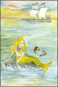 андерсен рисунки к сказкам